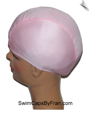 Bubblegum Pink Toddler Swim Cap