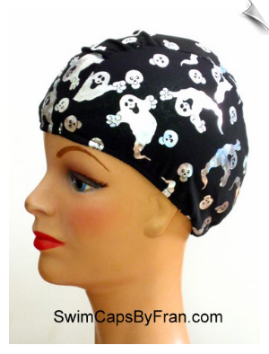 Boo! Toddler Lycra Swim Cap