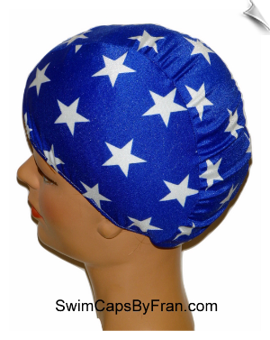 ALL STARS Toddler Lycra Swim Cap