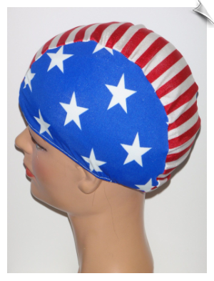 Extra Large Go USA Lycra Swim Cap (XL)