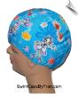 Little Boop Toddler Print Swim Cap