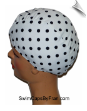 Toddler Polka Dot Lycra Swim Cap (SKU: 1400-T)