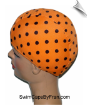 Toddler Polka Dot Lycra Swim Cap (SKU: 1408-T)