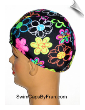 Toddler Floral Swim Cap (SKU: 2001-T)