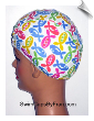 Catch That Fish Toddler Lycra Swim Cap (SKU: 1303-T)