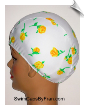 Toddler Floral Swim Cap (SKU: 2015-T)