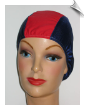 Multi Color Lycra Swim Cap (SKU: 1216)
