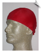 Mens Red Devil Lycra Swim Cap