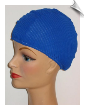 Womens Royal Blue Ribbed Head Cover (SKU: 1019)