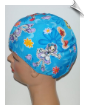 Little Boop Toddler Print Swim Cap (SKU: 1311-T)