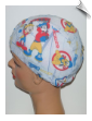 Disney Theme Kids Lycra Swim Cap (SKU: 1309)