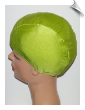 Pea Pod Green Toddler Lycra Swim Cap (SKU: 1006-T)