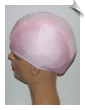 Extra Large Bubblegum Pink Lycra Swim Cap (XL) (SKU: 1013-XL)
