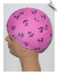 Extra Large Anchors Away Lycra Swim Cap (XL) (SKU: 1111-XL)