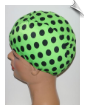 Extra Large Polka Dot Lycra Swim Cap (XL) (SKU: 1401-XL)