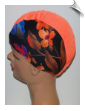 Toddler Floral Swim Cap (SKU: 2013-T)