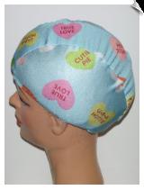 Print Swim Cap :  print lycra swim caps caps bathing swim
